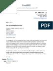 BYU Law Complaint (inc. cover letter)