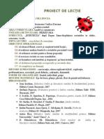 Proiect Cerc Bocsa 2014 Buburuza