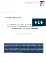 Reporte Tecnico-Encuesta 2011