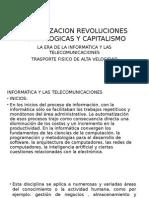 Globalizacion Revoluciones Tecnologicas y Capitalismo