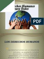 La Revolucion y Los Derechos Humanos