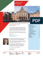 University of Groningen Magazine for Beatriz Xavier