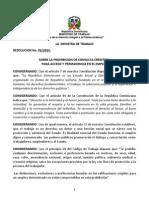 Prohibicion Consulta Crediticia