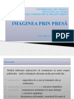 01. P P - IMAGINEA PRIN PRES--Creatorii de Imagine, Modele Ale Comunic-rii