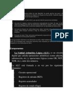 Estructura Del Microprocesador