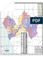 Mapa Sectores y Subsectores - CUENCA