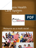Malaysian Health Care System