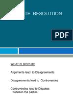 4. Dispute Resolution - r0