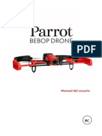 Bebop Drone User Guide SP