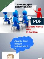 ppt behavioristik
