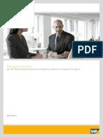 SAP BI Workspaces User Guide