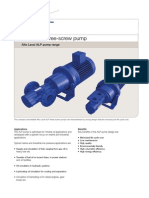 ALP Three-screw Pump