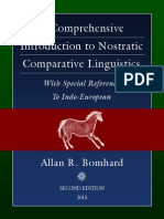 Bomhard - A Comprehensive Introduction to Nostratic Comparative Linguistics 2nd Edition