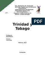Trabajo Trinidad y Tobago