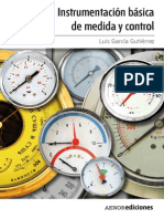 Instrumentación Básica de Medida y Control