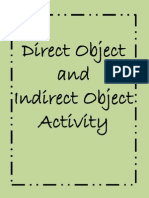 233047-Direct and Indirect Objects