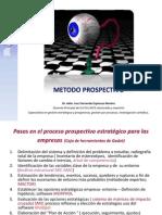 Metodo de Escenarios; Analisis Estructural