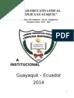 Autoevaluación Replica Guayaquil 2014.docx