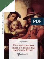 Epistemologia das redes e teoria das paixões em Hume