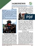 Sidamo News 38 - maggio 2015
