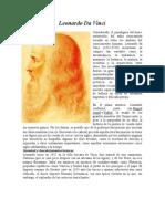 Biografias Leonardo Da Vinci