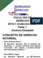 Derecho Notarial - Perú