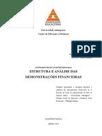 Atps - Estrutura e Analises Das Demonstrações Financeiras - Final