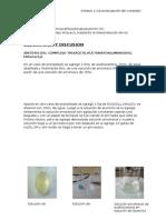 Informe 2 de Quimica Inorganica AII - Leo