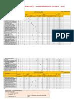 Cronograma de Monitoreo y Acompaã'Amiento Docente