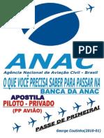 Apostila Banca ANAC PP-A