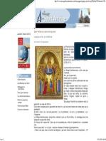 Saint Antoine Maître de La ParoleLa Pauvreté or de Marie