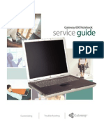 Dell 600 YG2 Repair Manual