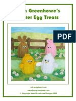 Jean Greenhowe's Easter Egg Treats