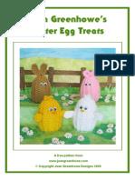 Jean Greenhowe's Easter Egg Treats