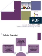 Ekstraksi Fitokimia 2015