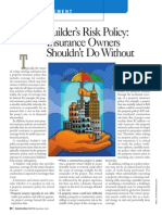 Builders Risk Policy Insurance Owners Shouldnt Do Without