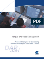 Fatigue Brochure