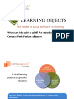 The Leader in Social Software for Learning
