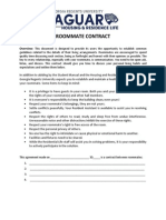 roommate contract52814