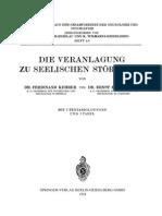 Kehrer & Kretschmer DIE VERANLAGUNG ZU SEELISCHEN STÖRUNGEN