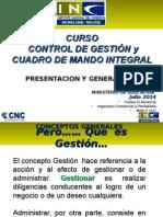 Clase 1 Introduccion Curso Control Gestion y CMI MINEDUC