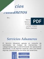 Servicios Aduaneros