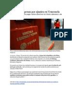 Articulo de Finanzas