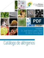 Catálogo Alergenos