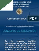 Derecho Contractual - Clase 01 (Autonomia Privada) 01