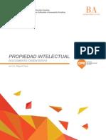 Guía Sobre Propiedad Intelectual