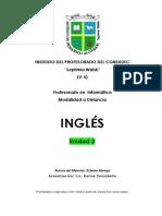 Unidad 2 Ingles