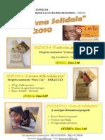 Quaresima Solidale 2010_Fond Canossiana