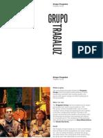 Grupo Tragaluz English – Hotel Omm – Barcelona, Spain