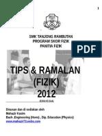 BUKU TIPS SCORE FIZIK 2012.doc